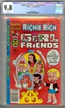 Richie Rich and His Girlfriends #16