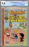 Richie Rich and His Girlfriends #3