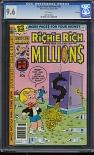 Richie Rich Millions #95