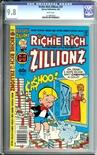 Richie Rich Zillionz #31