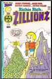 Richie Rich Zillionz #5