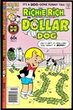 Richie Rich and Dollar the Dog #22