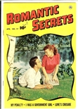 Romantic Secrets #17