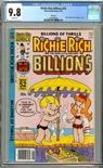 Richie Rich Billions #25