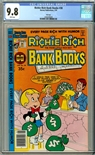 Richie Rich Bank Books #38