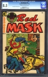 Red Mask #43