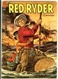 Red Ryder Comics #127