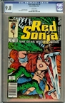 Red Sonja (Vol 3) #4