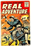 Real Adventure Comics #1
