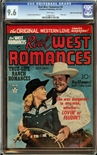 Real West Romances #4