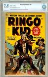 Ringo Kid Western #4