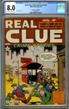 Real Clue Crime Stories V4 #5