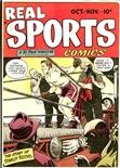 Real Sports Comics #1
