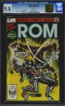 Rom Annual #1