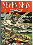 Seven Seas Comics #1