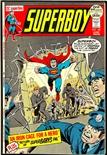 Superboy #187