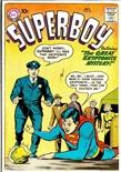 Superboy #58