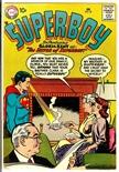 Superboy #62