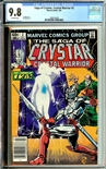 Saga of Crystar Crystal Warrior #2
