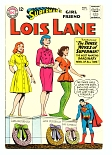 Superman's Girlfriend Lois Lane #51