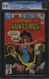 Secrets of Haunted House #30