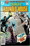 Secrets of Haunted House #33
