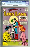 Superman's Girlfriend Lois Lane #52