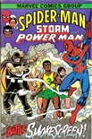 Spider-Man Storm and Power Man #1