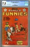 Star Ranger Funnies V2 #4