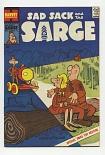 Sad Sack and the Sarge #11