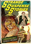 Strange Suspense Stories #5