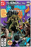 Swamp Thing (Vol 2) #1