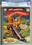 Star Spangled War Stories #121