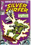 Silver Surfer #2
