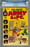 Sad Sack's Army Life Parade #17