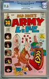 Sad Sack's Army Life Parade #8