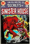 Secrets of Sinister House #8