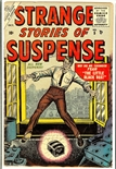 Strange Stories of Suspense #5