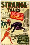 Strange Tales #106