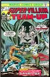 Super-Villain Team-Up #1
