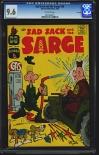 Sad Sack and the Sarge #36
