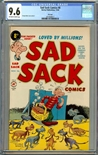 Sad Sack Comics #8