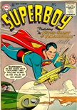 Superboy #50