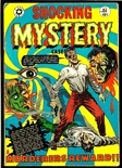 Shocking Mystery Cases #51