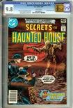 Secrets of Haunted House #15