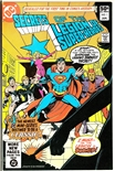 Secrets of the Legion of Super-Heroes #1