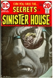 Secrets of Sinister House #9