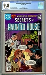 Secrets of Haunted House #34