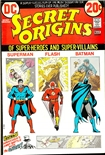 Secret Origins #1