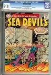Sea Devils #19